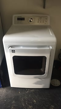 white front-load clothes washer Germantown, 20876