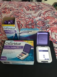 Clearblue Fertility Monitor Gary, 46408