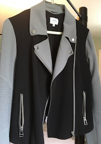 Black and grey Wilfred jacket/ blazer Mississauga, L5M 6E2