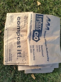 City of Des Moines Compost/Leaf Bags