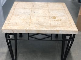 Stone/ limestone tables