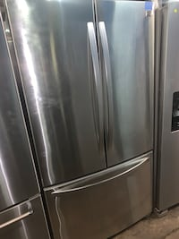 "Kenmore 36"" french doors fridge working perfectly Hyattsville, 20785"