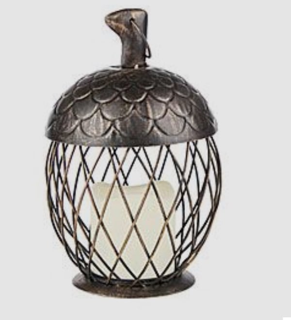 Metal Acorn Lanterns-NEW 7