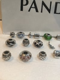 2 for $55 - Authentic Pandora Charms Toronto, M1M 2B2