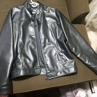 Emporio Armani Nappa-Leather Jacket size XL Edmonton, T5T 5X8