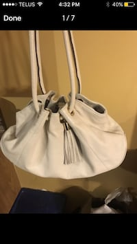 MK leather purse 734 km