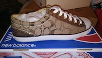 Coach shoes size 9 District Heights, 20747