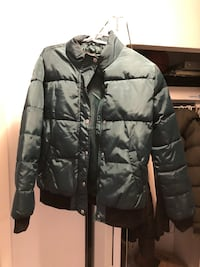 brand new forest green jacket Vancouver, V6B 0E8