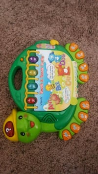 Vtech Touch and Teach turtle Corona, 92882
