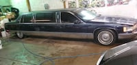 1995 Cadillac Fleetwood Limousine (price lowered)