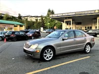 Team West Auto Group 2003 Mercedes-Benz C320 4Matic AWD Local No accident Low km Clean Benz Coquitlam