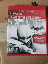 Batman Arkham City GOTY Alexandria, 22312