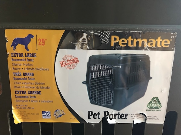 Pet porter (extra Large ) 0