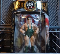 Classic Superstars Chief Jay Strongbow Figure Philadelphia, 19125