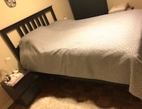 Bedroom set w/ or without mattress Mississauga, L5M 2Z7