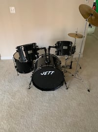 Drum set JETT