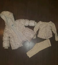 Brand new 12-18 month jacket and outfit Coquitlam, V3K 1P1