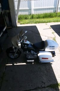 Battery electric motorcycle Fisher Price 60 bucks