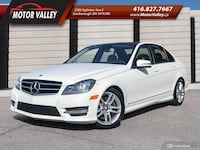 Mercedes - C300 4MATIC - 2014 Toronto