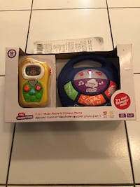 kid connection 2-in-1 Music Player  Richmond Hill