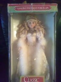 Special edition genuine fine bisque porcelain doll Nassau Bay