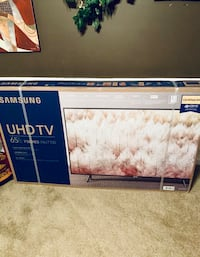 """Samsung - 65"""" Class - LED - NU7100 Series - 2160p - Smart - 4K UHD TV with HDR  Brand New In Box  Delivery $20 Atlanta, 30342"""