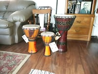 Dejembe drums Lexington, 27295