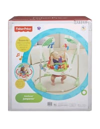 Fisher-Price Bright Starts jumperoo with box Alexandria, 22309