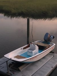 13 foot Boston whaler sportsman