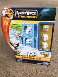 Angry Birds Jenga Game -Star Wars Houston
