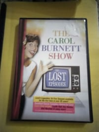 Carol Burnett on DVD!