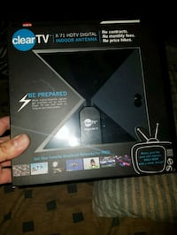 Clear TV HD Indoor Antenna