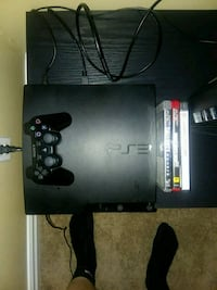 Play Station 3, controler, gta5, call of duty ghos