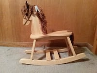 Wooden Rocking Horse Oxon Hill, 20745