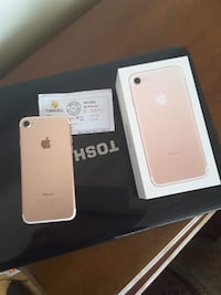 İ Phone 7 Gold 32 Gb 8407 km