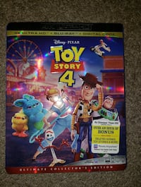 Toy story 4 4k North Charleston, 29418