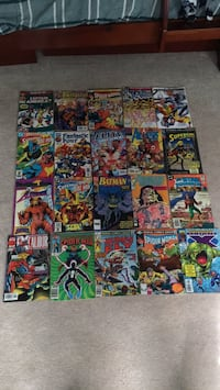 20 Comic Books Whitby, L1P