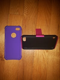 Iphone 5 or 5s cases 5$ each