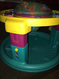 Adjustable exersaucer  Hamilton, L8L 5W7
