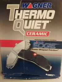 New* Wagner Thermo Quiet Brake Pads QC1284 Pickering, L1V 1P6