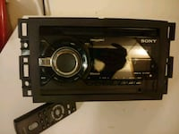Sony double din Live Oak, 32060
