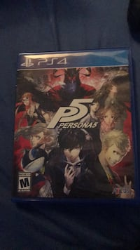 (USED) Persona 5 video game Springfield, 22150