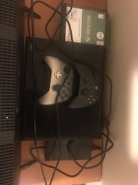 Xbox one with games and two wireless controllers Medford, 02155