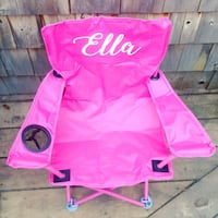 Personalized camping chairs  Toronto, M1K 2T9