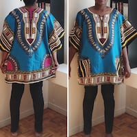 African fabric fashion clothes Mississauga, L5K 2R3
