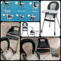 6-in-1 Convertible High Chair - Excellent Cond. Fort Lauderdale, 33304