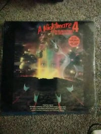 Nightmare on elm st vynal records sealed St. Catharines, L2T 1V7