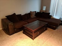 Free Couch and Coffee Table SANTAMONICA