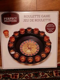 BRAND NEW ROULETTE  GAME Fort Erie, L0S 1B0