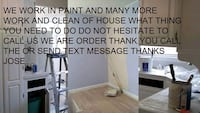 we work with paint  good work if you want we can h Bailey's Crossroads, 22041